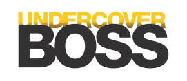 Under Cover Boss logo